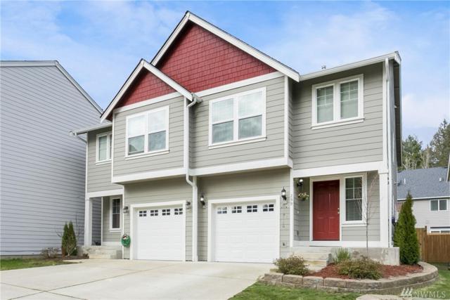 299 NE Miramar Cir, Bremerton, WA 98311 (#1246570) :: Homes on the Sound