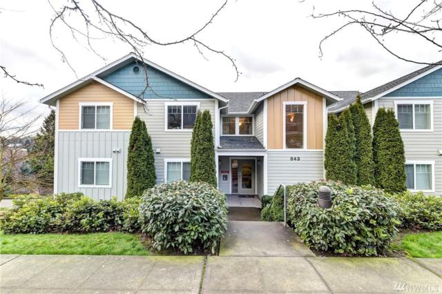 843 Davis Place S #102, Seattle, WA 98144 (#1246575) :: The DiBello Real Estate Group