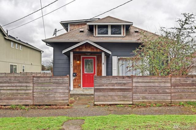 506 S Trenton St, Seattle, WA 98108 (#1246598) :: Beach & Blvd Real Estate Group