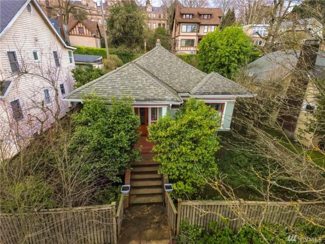 809 23rd Ave E, Seattle, WA 98112 (#1246628) :: Homes on the Sound