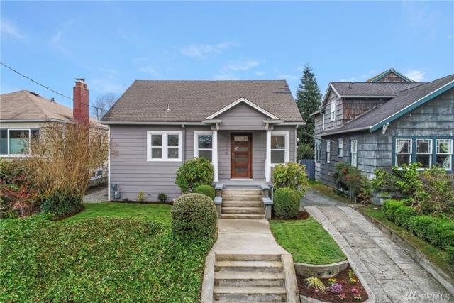 5218 37th Ave NE, Seattle, WA 98105 (#1246666) :: Homes on the Sound