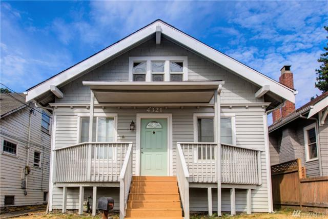 4321 5Th Ave NE, Seattle, WA 98105 (#1246741) :: Homes on the Sound