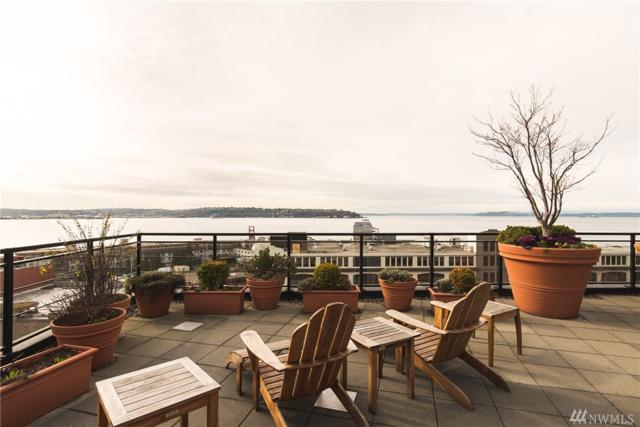 2607 Western Ave #259, Seattle, WA 98121 (#1246770) :: Homes on the Sound