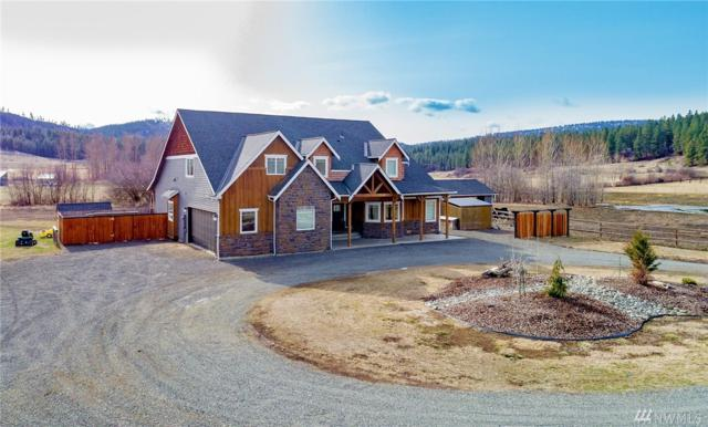 714 Ranch Rd, Cle Elum, WA 98922 (#1246869) :: Homes on the Sound