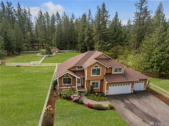44719 SE Mt Si Road, North Bend, WA 98045 (#1246983) :: Homes on the Sound
