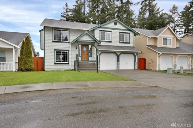 1205 179th St Ct E, Spanaway, WA 98387 (#1247072) :: Homes on the Sound