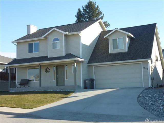 1006 N Harrison Ct, East Wenatchee, WA 98802 (#1247289) :: Pickett Street Properties