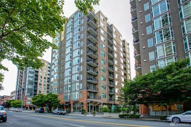 2801 1st Ave #217, Seattle, WA 98121 (#1247432) :: Kwasi Bowie and Associates