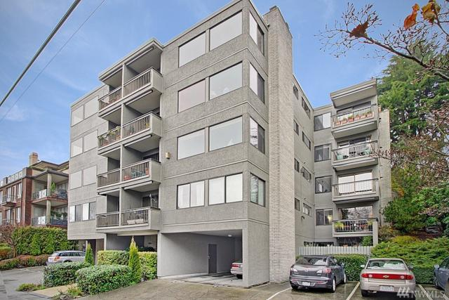 654 W Olympic Place #202, Seattle, WA 98119 (#1247440) :: Ben Kinney Real Estate Team
