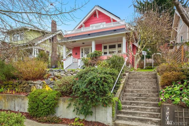 6506 2nd Ave NW, Seattle, WA 98117 (#1247466) :: The DiBello Real Estate Group