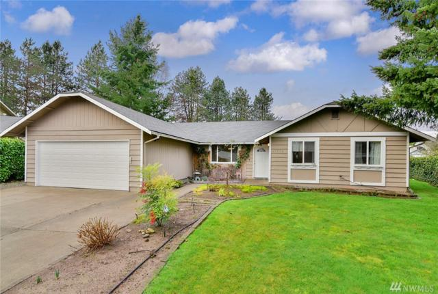 11950 SE 253rd St, Kent, WA 98030 (#1247635) :: Homes on the Sound