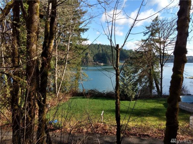 1821 Madrona Beach Rd NW, Olympia, WA 98502 (#1247813) :: Homes on the Sound