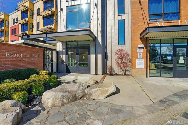 210 W Pioneer Ave #321, Puyallup, WA 98371 (#1247832) :: Brandon Nelson Partners