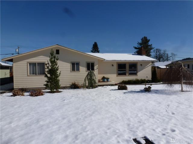 318 N Sunnyside Ave, Sequim, WA 98382 (#1247926) :: Homes on the Sound