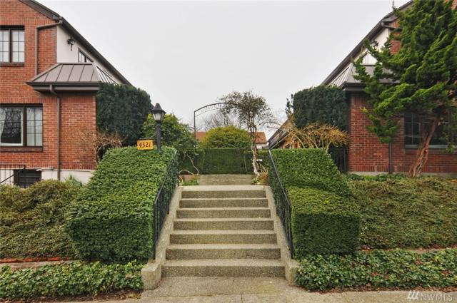 4321 Linden Ave N C, Seattle, WA 98103 (#1248088) :: Canterwood Real Estate Team