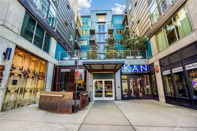 1414 12th Ave #515, Seattle, WA 98122 (#1248184) :: Homes on the Sound