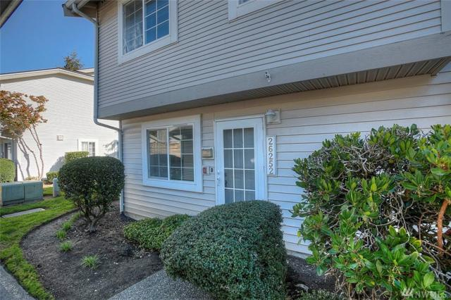 26252 114th Lane SE #26, Kent, WA 98030 (#1248273) :: Keller Williams Realty Greater Seattle
