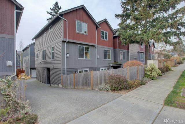 931 N 97th St C, Seattle, WA 98103 (#1248477) :: Homes on the Sound