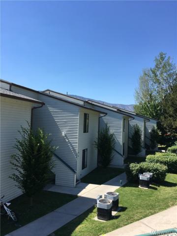 1 Lakeside Drive 708-E, Manson, WA 98831 (#1248557) :: Tribeca NW Real Estate