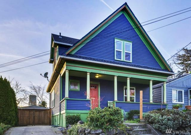 305 16th Ave, Seattle, WA 98122 (#1248568) :: Homes on the Sound