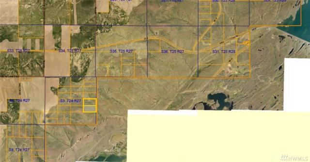 0 40 Acres Recreation Land, Coulee City, WA 99115 (#1248576) :: Homes on the Sound
