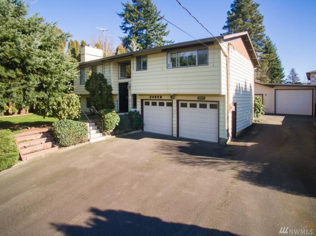 24020 96th Ave S, Kent, WA 98030 (#1248625) :: Homes on the Sound
