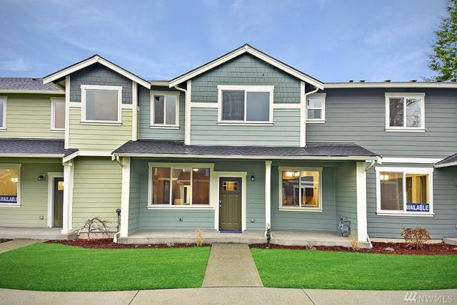 8312 175th St Ct E Lot27, Puyallup, WA 98375 (#1248711) :: Homes on the Sound