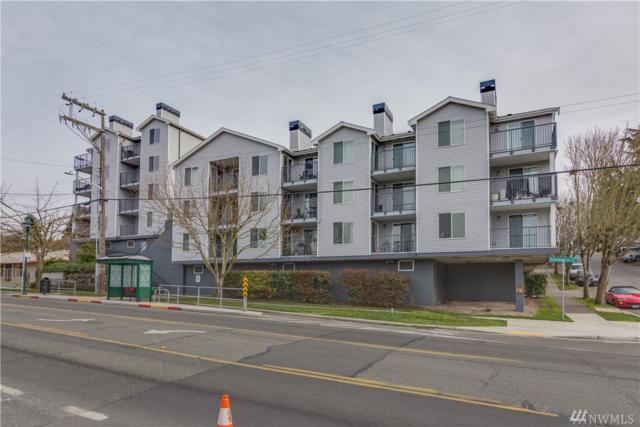 9200 Greenwood Ave N B408, Seattle, WA 98103 (#1248780) :: The DiBello Real Estate Group