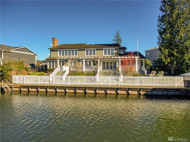 14 Crescent Key, Bellevue, WA 98006 (#1248784) :: Homes on the Sound