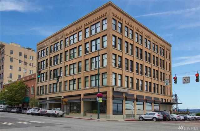 1120 Cliff Ave #403, Tacoma, WA 98402 (#1248943) :: Carroll & Lions