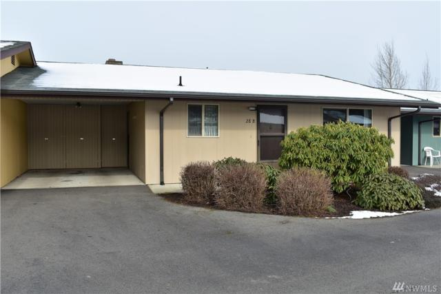 1301 Third Ave S 28B, Sequim, WA 98382 (#1249029) :: Homes on the Sound