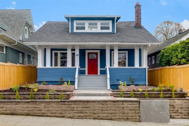 19 W Mcgraw St, Seattle, WA 98119 (#1249059) :: The DiBello Real Estate Group