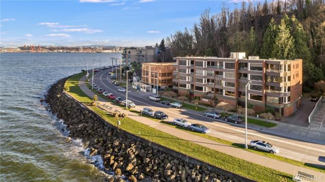 1140 Alki Ave SW #406, Seattle, WA 98116 (#1249109) :: Homes on the Sound