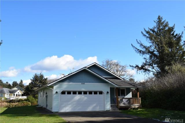 648 Point Brown Ave SE, Ocean Shores, WA 98569 (#1249219) :: Homes on the Sound