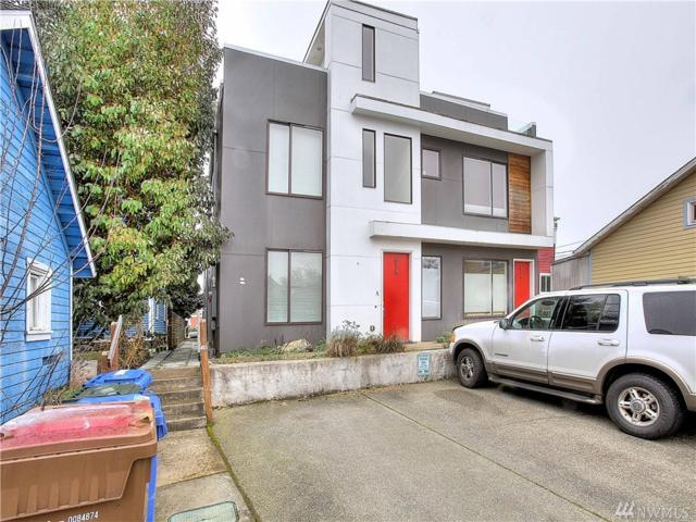 614-N Oakes St #A, Tacoma, WA 98405 (#1249229) :: Homes on the Sound