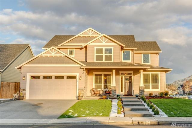 334 Hillshire Dr, Woodland, WA 98674 (#1249395) :: Homes on the Sound