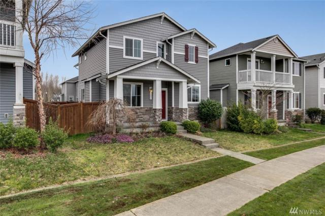 1226 51st St NE, Auburn, WA 98002 (#1249437) :: Keller Williams - Shook Home Group