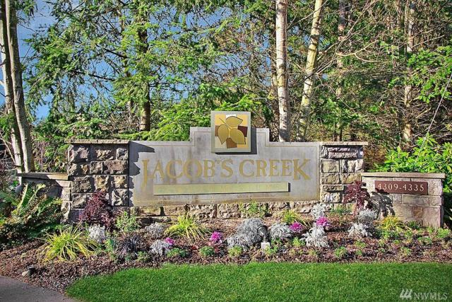 4333 Issaquah Pine Lake Rd SE #1301, Sammamish, WA 98075 (#1249486) :: Real Estate Solutions Group