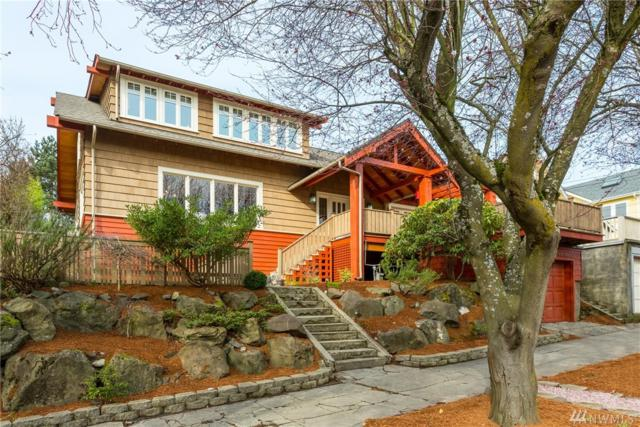 3709 Meridian Ave N, Seattle, WA 98103 (#1249536) :: Alchemy Real Estate