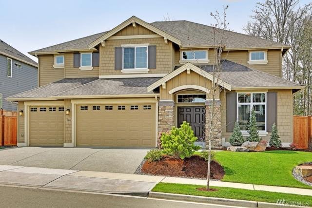 26631 SE 9th Wy, Sammamish, WA 98075 (#1249695) :: Real Estate Solutions Group