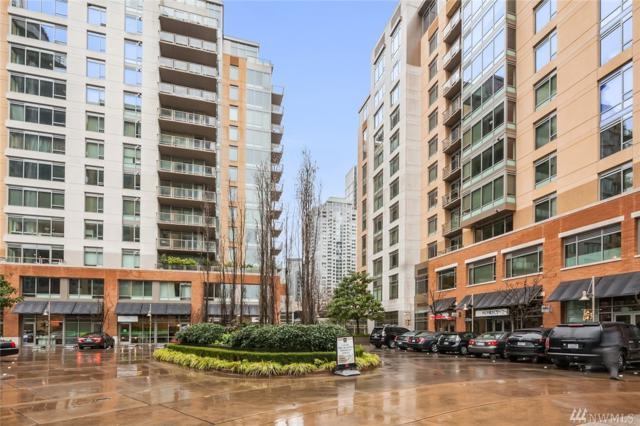 900 Lenora St W603, Seattle, WA 98121 (#1250016) :: Canterwood Real Estate Team