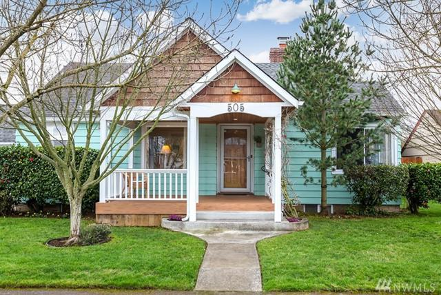 505 NW 45th St, Vancouver, WA 98660 (#1250264) :: Canterwood Real Estate Team