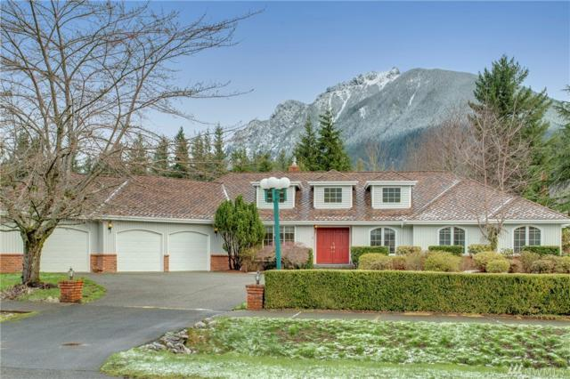1210 Laforest Dr SE, North Bend, WA 98045 (#1250857) :: The DiBello Real Estate Group