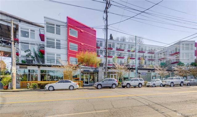 2960 Eastlake Ave E #102, Seattle, WA 98102 (#1251016) :: Keller Williams Everett