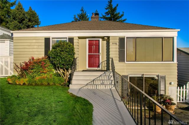 4446 41st Ave SW, Seattle, WA 98116 (#1251173) :: Canterwood Real Estate Team
