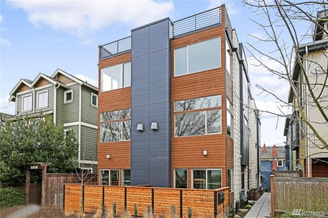 1714-A California Ave SW, Seattle, WA 98116 (#1251324) :: Brandon Nelson Partners