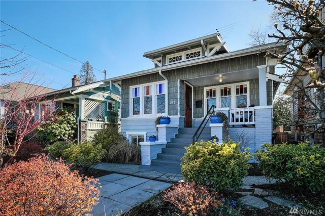 141 N 74th St, Seattle, WA 98103 (#1251686) :: Homes on the Sound