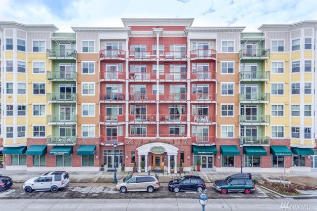 16141 Cleveland St #416, Redmond, WA 98052 (#1251869) :: Keller Williams - Shook Home Group