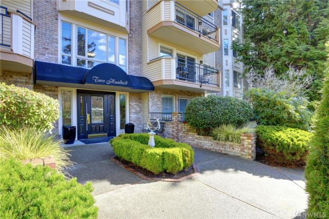 200 99th Ave NE #11, Bellevue, WA 98004 (#1251906) :: The DiBello Real Estate Group