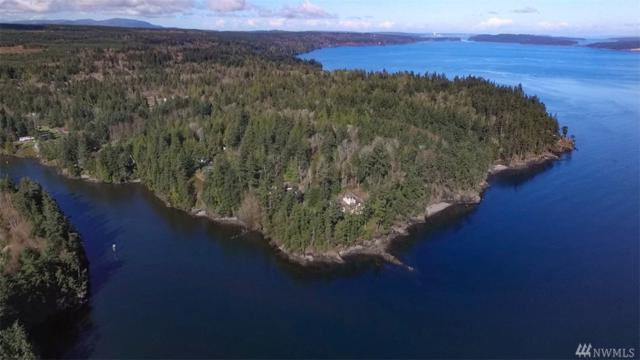 0-Lots A N Bayview Dr, Port Ludlow, WA 98365 (#1252220) :: Chris Cross Real Estate Group